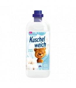 KUSCHELWEICH Płyn do płukania 1L 33p Sanft&Mild (biały)