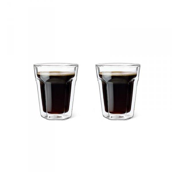 Szklanki termiczne do kawy 220ml - 2 szt / Leopold Vienna