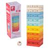 Drewniana Gra Jenga - Wieża Deluxe - CLASSIC WORLD