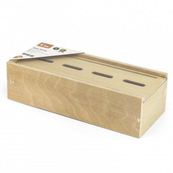 Układanka Gra edukacyjna drewniana do nauki sortowania śmieci - VIGA Toys