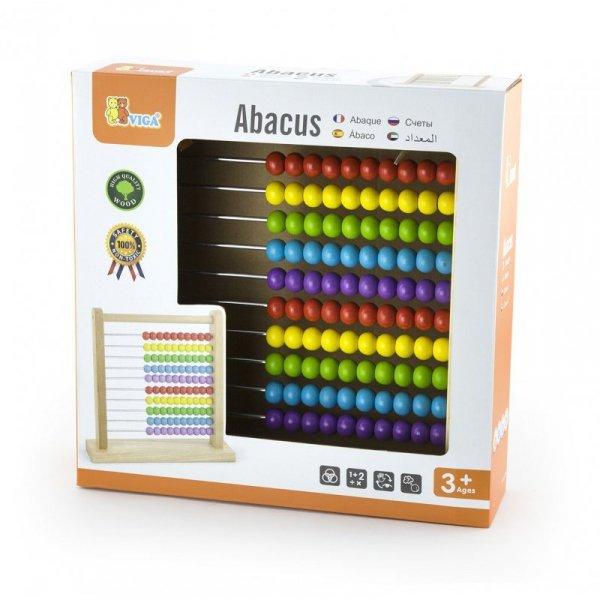 Drewniane Liczydło - Viga Toys