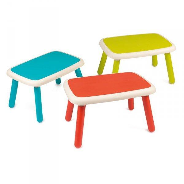Stolik dla dzieci Smoby w kolorze zielonym