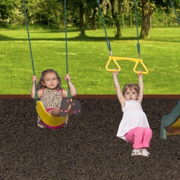 Drewniany Plac zabaw Sunnydale Backyard Discovery + Stolik gratis!