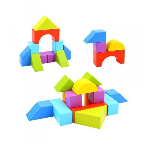 Gra Drewniane - Klocki Block Game - TOOKY TOY
