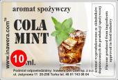 Aromat Cola - mięta 10 ML