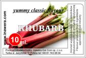 AROMAT YUMMY CLASSIC RHUBARB - RABARBAR 10 ml