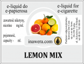 E-Liquid 10 ml - Lemon Mix