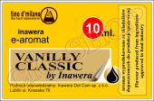 E- AROMAT VANILLY CLASSIC BY INAWERA 10 ML