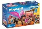 Playmobil Zestaw figurek The Movie Marla, Del i skrzydlaty koń
