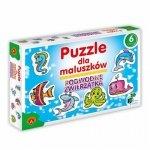 Alexander Puzzle dla Maluszków - Podwodne Zwierzęta