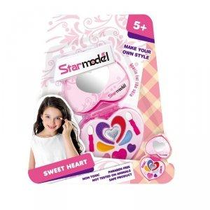 Starmodel Zestaw do makijażu słodkie serce