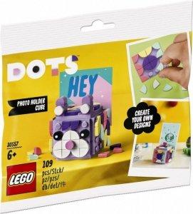 LEGO Klocki DOTS 30557 Podstawka na zdjęcia