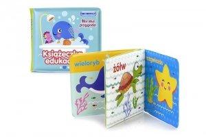 Artyk Książeczka edukacyjna E-Edu do kąpieli Morska przygoda