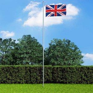 Flaga Wielkiej Brytanii, 90x150 cm