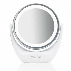 Medisana Lusterko kosmetyczne 2 w 1, CM 835, białe, 12 cm