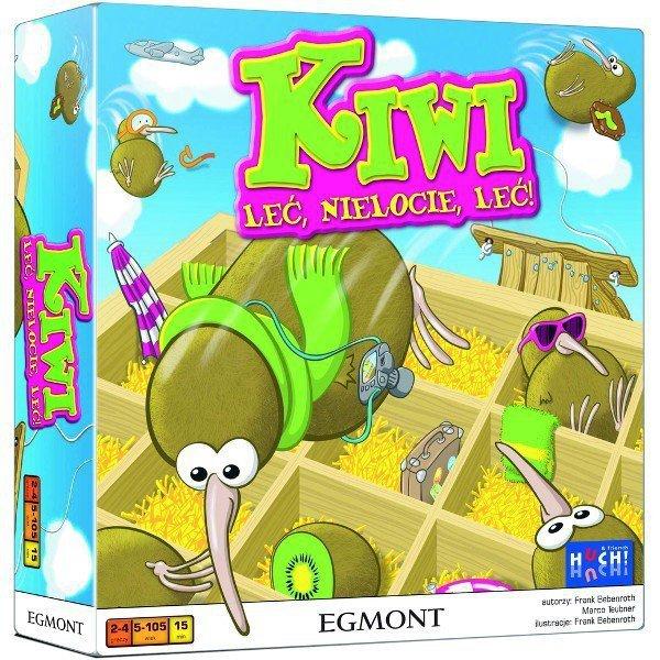 Gra Kiwi - leć, nielocie, leć!