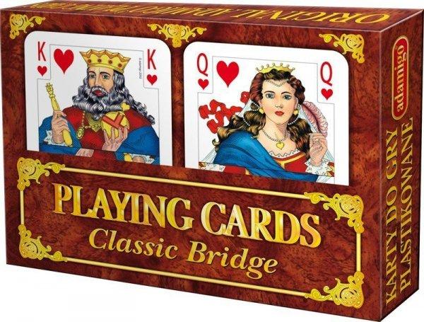 Adamigo Karty do gry w brydża