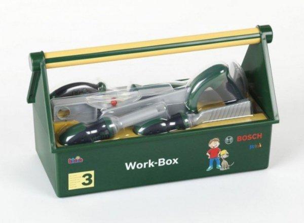 Skrzynka z narzędziami Bosch