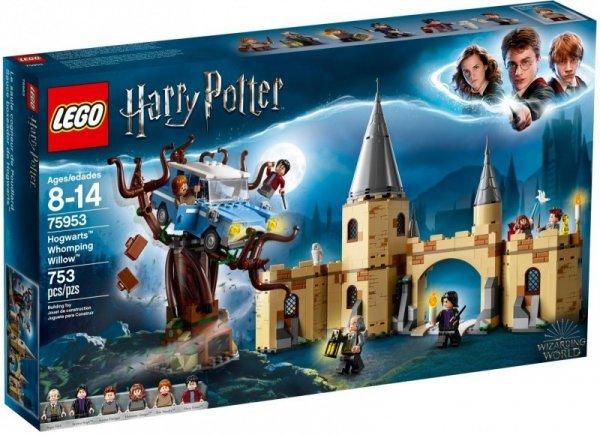 Klocki Harry Potter 75953 Wierzba bijąca z Hogwartu