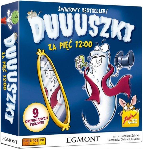 Egmont Gra Duuuszki za pięć 12:00