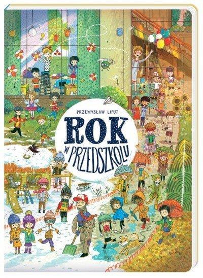Nasza księgarnia Książeczka Rok w przedszkolu