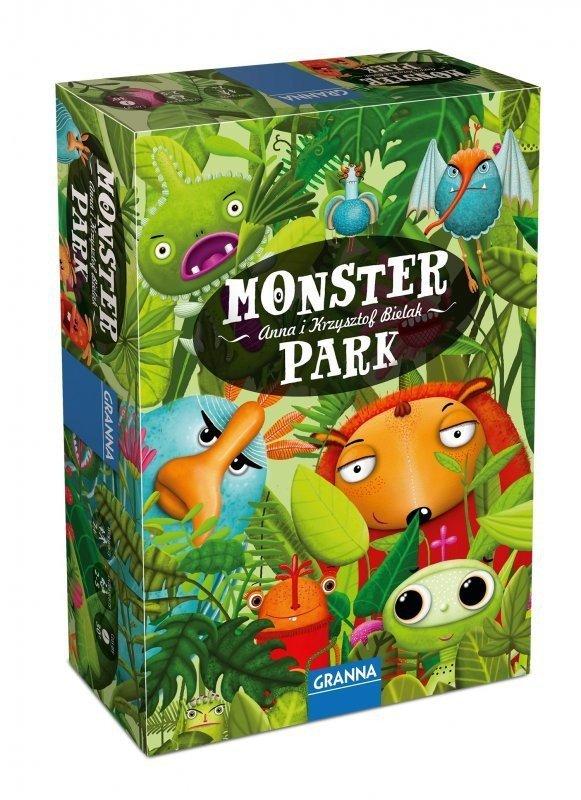 Gra Monster Park