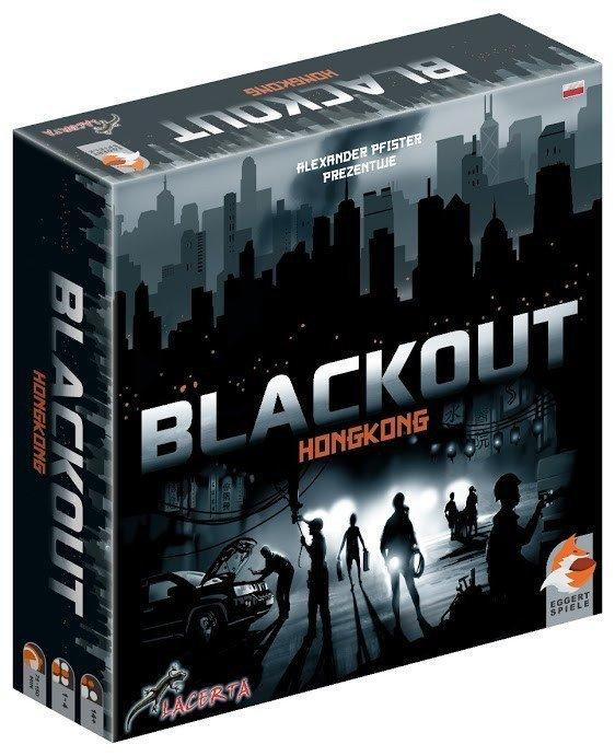Gra Blackout: Hongkong (PL)