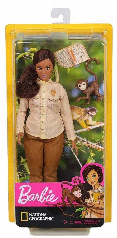 Mattel Lalka Barbie Ochrona Środowiska