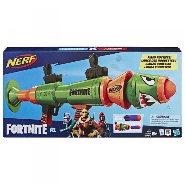 Wyrzutnia Nerf Fortnite Rusty Rocket