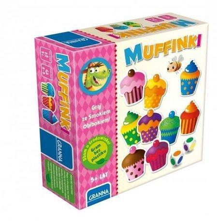 Gra Muffinki - gram ze smokiem obibokiem