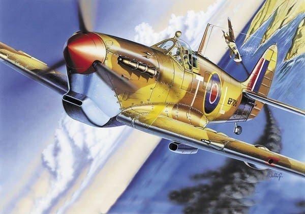 Italeri Spitfire Mk.VB