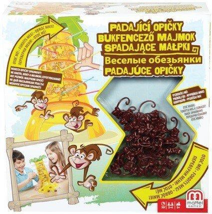 Mattel Gra Spadające Małpki