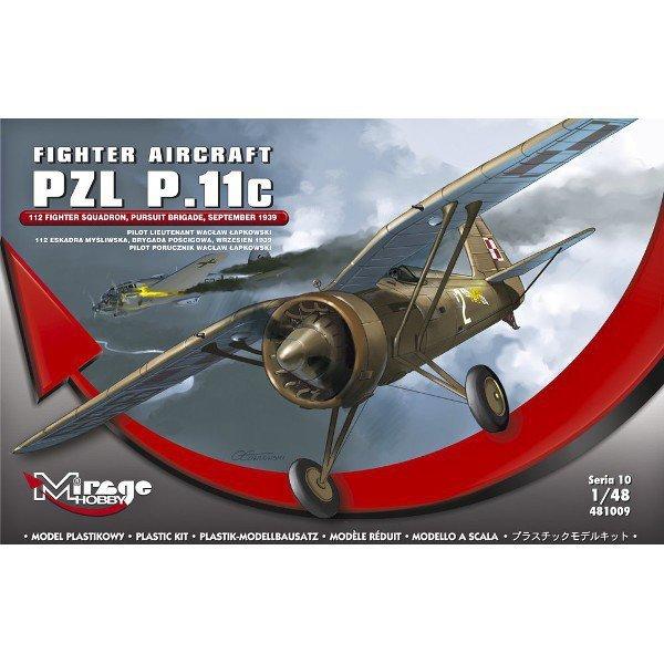 Mirage PZL P.11c 112 Eskadra myśliwska