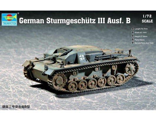 Trumpeter TRUMPETER Germany Sturmgeschutz III