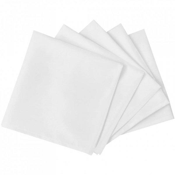50 Serwetek na stół/obiadowych 50 x 50 cm