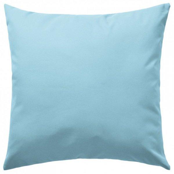 Poduszki na zewnątrz, 4 sztuki, 45x45 cm, kolor błękitny