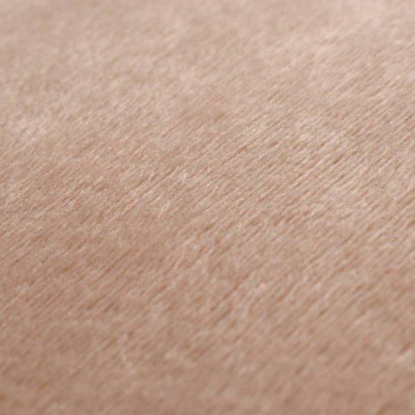 2-częściowy zestaw poduszek, welur, 45x45 cm, beżowy