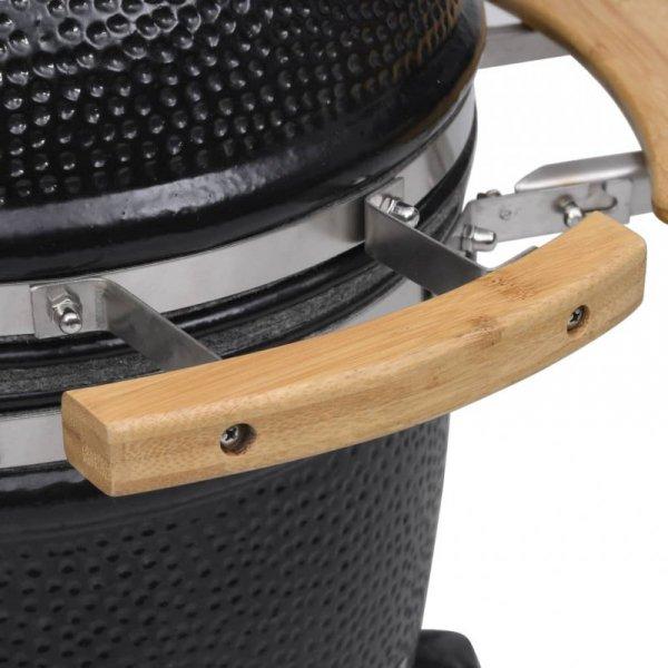 Grill ceramiczny Kamado, wysokość 44 cm