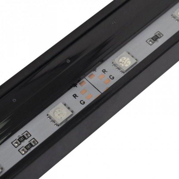 Oświetlenie LED do akwarium, RGB, 107 cm