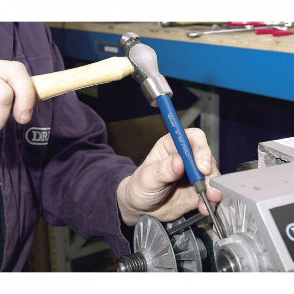 Draper Tools 12-częściowy zestaw dłut do metalu i punktaków, 26557