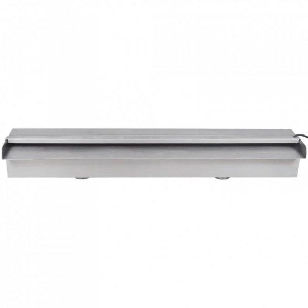 Fontanna do oczka wodnego, z oświetleniem LED, 60 cm