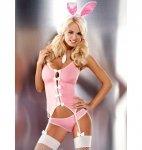 Strój króliczka - Bunny suit (rozmiar S/M)