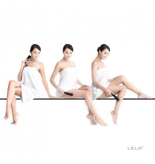Masażer różdżka -LELO - Smart Wand Medium, black