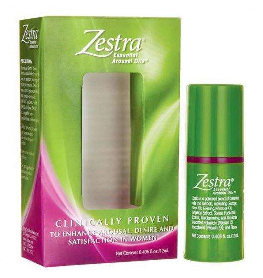 Olejek wzmacjający orgazm - Zestra Essential Arousal Oils 12ml Bottle