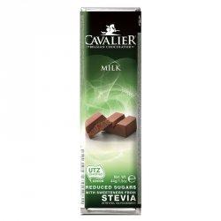 Baton z mlecznej czekolady Cavalier, 44g