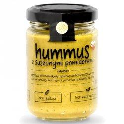 Hummus z suszonymi pomidorami HOTZ, 140g