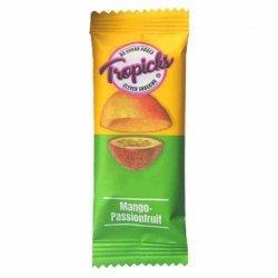 Batonik 96% mango, 4% marakuja Tropicks, 20g