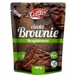 Mieszanka na bezglutenowe Brownie, Celiko 300g