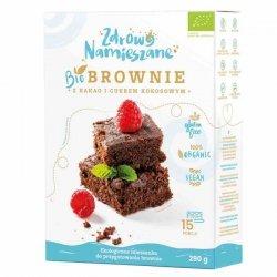 Brownie z kakao i cukrem kokosowym Zdrowo Namieszane BIO, 290g