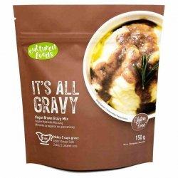 It's All Gravy - ciemny sos pieczeniowy Cultured Foods, 150g